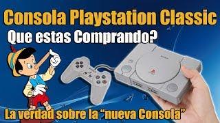 Playstation Classic es una ESTAFA !! VAYA TIMO!!!