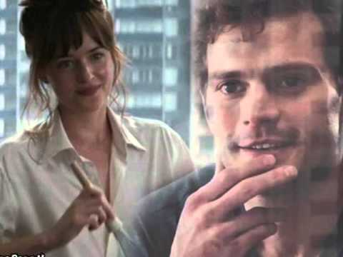 Anastasia and Grey - i  don,t wanna miss a...