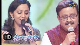 Kinnerasaani Vachindamma Song   Sp Balu, Malavika Performance   Swarabhishekam  