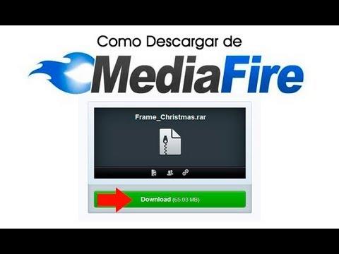 Como subir archivos a MediaFire (juegos, música, vídeos)...