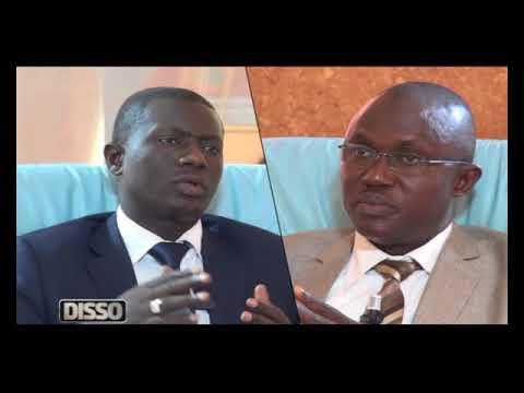 DISSO - Mamadou Ndione : Economiste