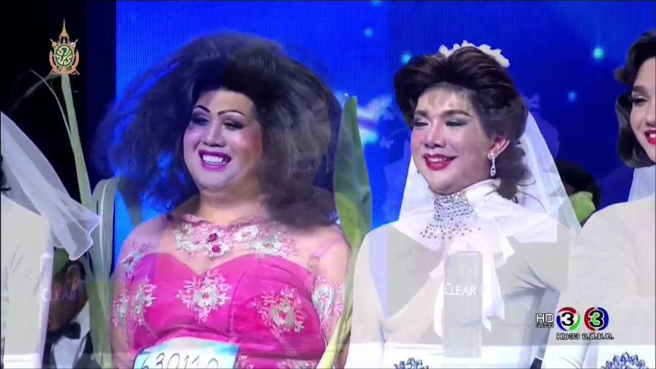 สาวสะบัด Golden Buzzer   Thailand's Got Talent Season 6  03 07 59