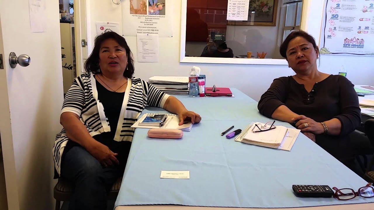 Laschoolcareer Com Certified Nursing Assistant Cna School Los