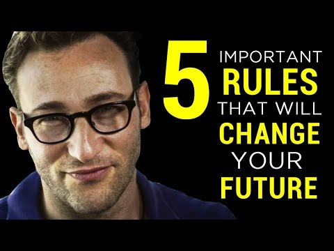 Simon Sinek: CHANGE YOUR FUTURE - Life Changing Motivational Speech