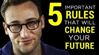 Simon Sinek: CHANGE YOUR FUTURE - Life Changing Motivational Speech thumbnail