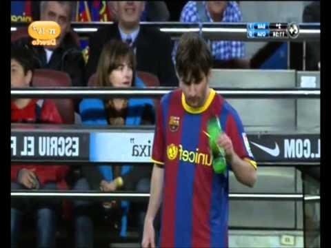 FC Barcelona vs Osasuna 2-0 Full Goals & Highlights 23/04/11