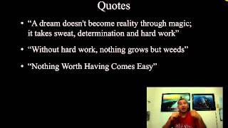 """Quotes On Hard Work""- ""QUOTES ON HARD WORK""