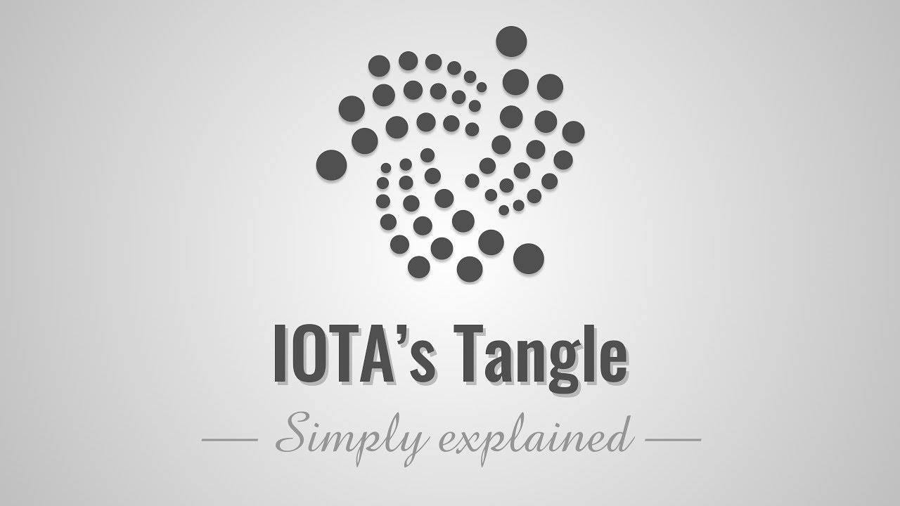 how does cryptocurrency tangle works