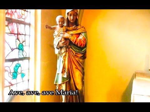 Ave Maria van Lourdes