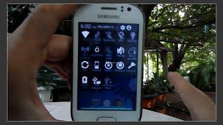 Instalar Rom LOLLIPOP GREY para Samsung Galaxy Fame