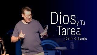 El Pastor Chris Richards en Visión Juvenil 2014 en El Paso, Texas