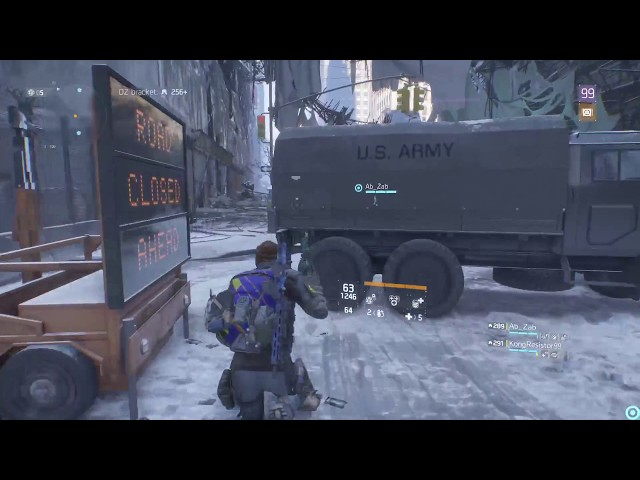Tom Clancys The Division PS4 1.8.1 DZ and more (Thai)
