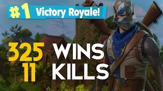DUO PLETES-11 KILLS-325 WINS (Fortnite Battle Royale libre) [PT-BR]-Softe