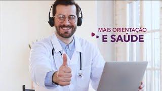 Mais Orientação e Saúde - Benefício Telessaúde