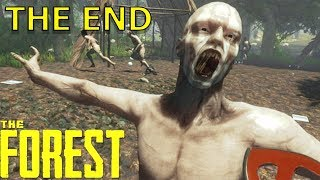 The Forest Gameplay Walkthrough Part 5 // Open World Horror Survival Game ( THE END )