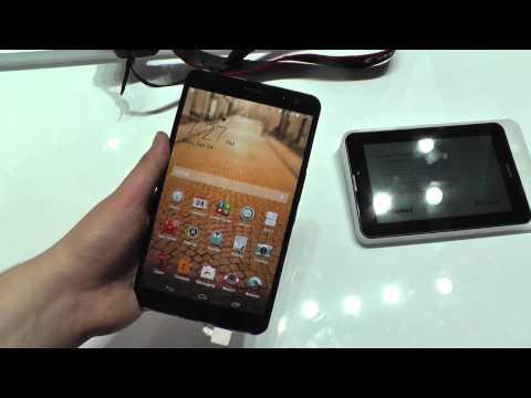 Huawei MediaPad X1 7.0 überzeugt im Hands On
