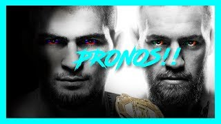UFC 229 - NOS PRONOSTICS & PREVIEW Khabib Nurmagomedov vs. Conor McGregor | Podcast La Sueur
