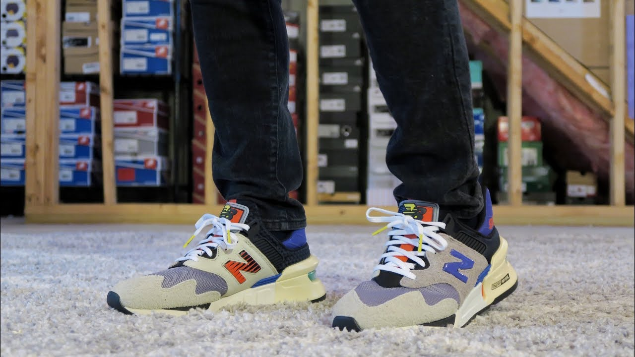 "4da0787c76e1d New Balance 997S x Bodega ""No Days Off"" Review & ON FEET - YouTube"