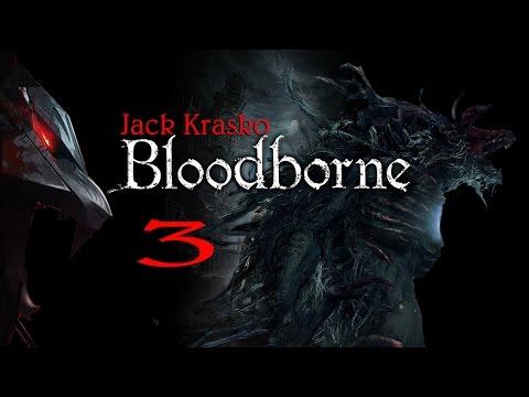 Bloodborne El Cazador y la Bestia Clérigo #3