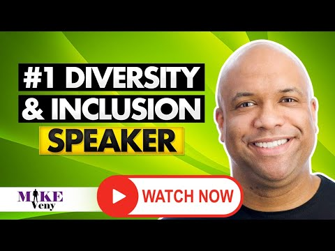 #1 Diversity & Inclusion Speaker - 2020 (Actionable!)