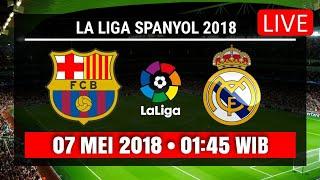 Download Video Jadwal Live Streaming Barcelona vs Real Madrid La Liga Spanyol 2018 Siaran Langsung di Tv Sctv MP3 3GP MP4