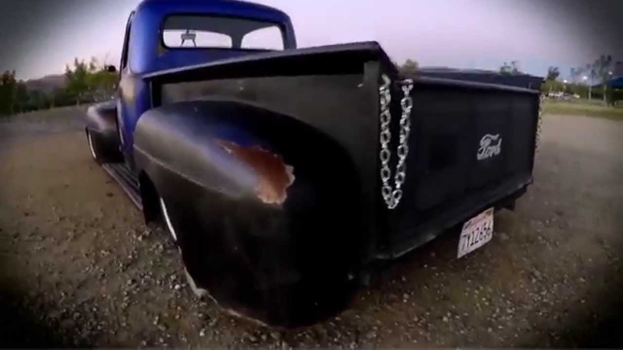 1952 Ford Rat Rod 1951 Hot Truck Pics
