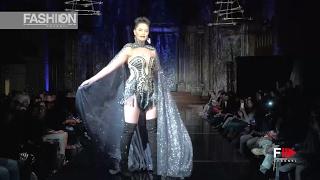 ELIE MADI New York Fashion Week Art Hearts Fall Winter 2017 2018   Fashion Channel