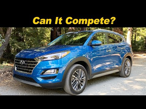 2019 / 2020 Hyundai Tucson   Trying To Stay Relevant