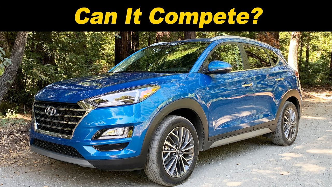 2019 2020 Hyundai Tucson Trying To Stay Relevant