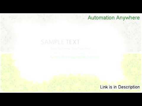 automation anywhere download