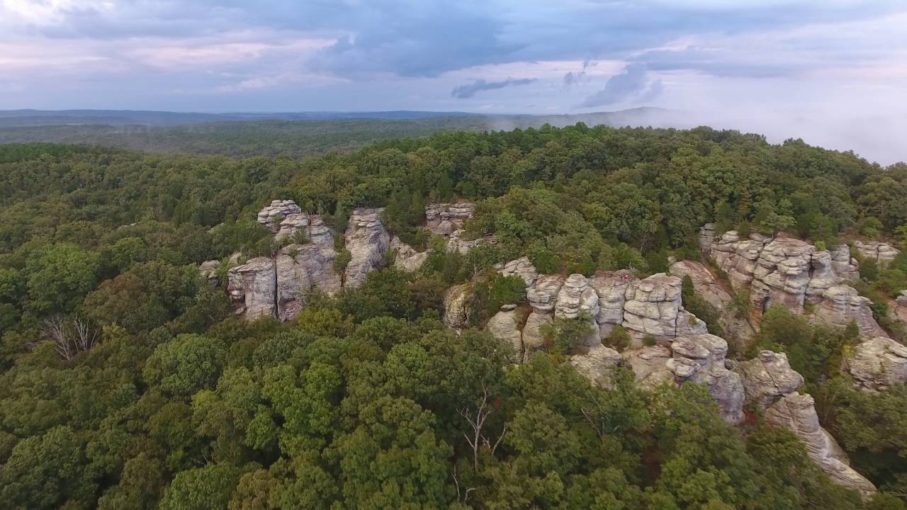 shawnee national forest garden of the gods in 4k - Shawnee National Forest Garden Of The Gods