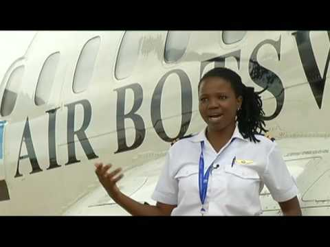 CAREERS  AIR BOTSWANA PILOT:Credit: Camera and Editing
