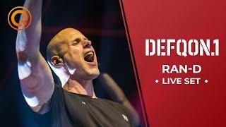 Ran-D   Defqon.1 2019