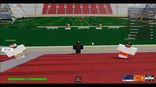 RCAA Saison 10 Rose Bowl Intro Teil 1/2 roblox