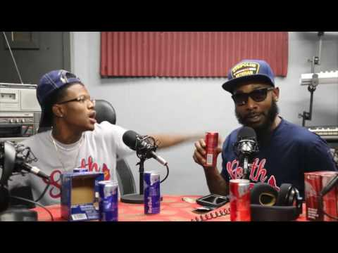 DC Young Fly & Karlous Miller Red Bull Freestyle - YouTube