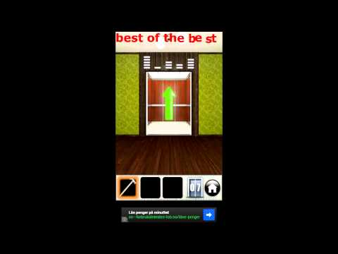 100 Doors Runaway Level 1-10 Walkthrough | 100 Doors Runaway |