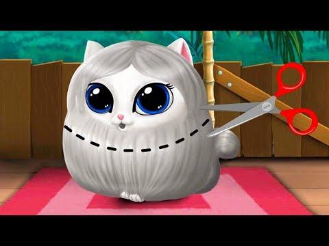 Play Fun Animal Makeover Makeup Kids Games - Baby Jungle Animal Hair Salon 2- Fun Baby Pet Care Game
