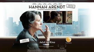 Фильм: Ханна Аренд / Hannah Arendt