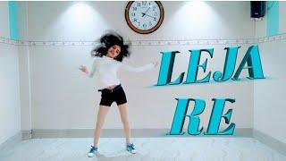 LEJA RE | Dance Cover | Dhvani Bhanushali | Tanishk Bagchi | Kanchan Patwa Choreography