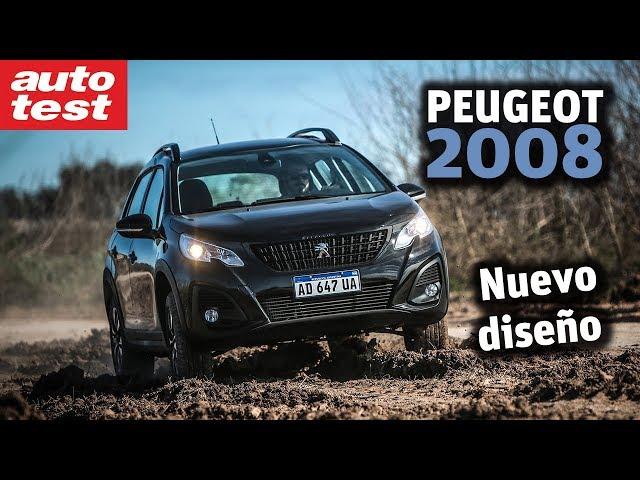 Renovación estética: Peugeot 2008 Sport
