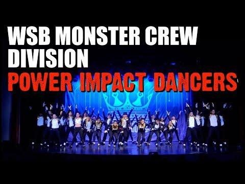 POWER IMPACT DANCERS (Philippines) | WSB Monster Crew Gold Medallist #WSB2k17