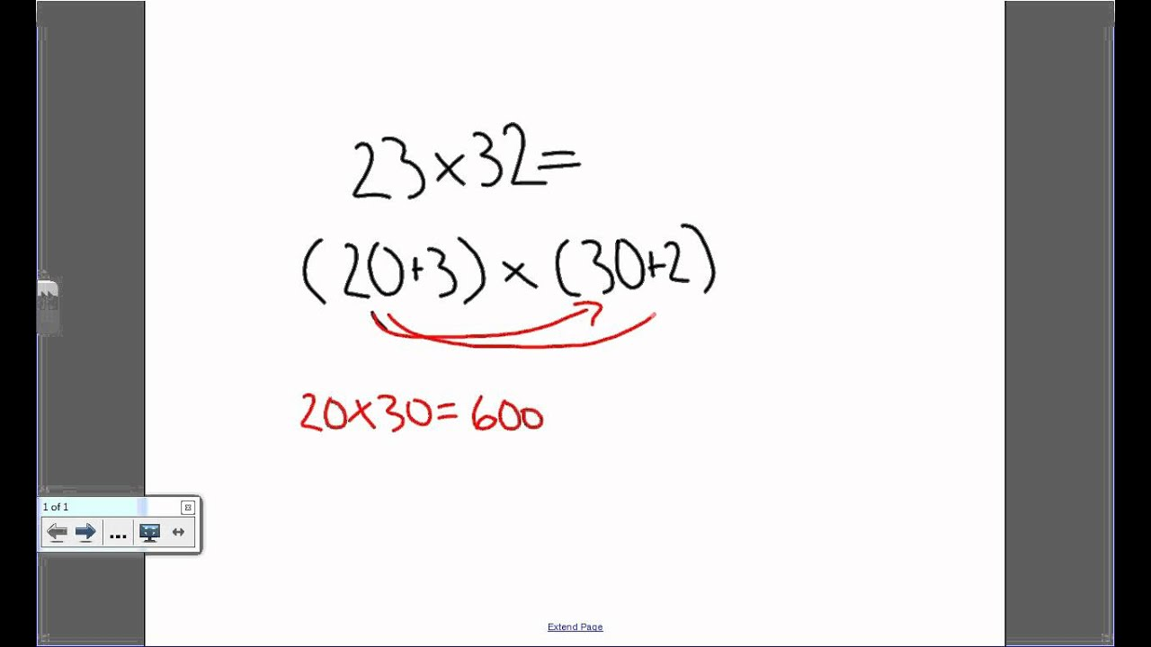 How to multiply using expanded form youtube how to multiply using expanded form falaconquin