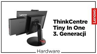 Lenovo ThinkCentre Tiny In One 3. Generacji - test - recenzja - Hardware na Luzie #41