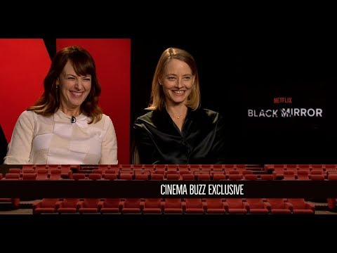 Rosemarie DeWitt and Jodie Foster  for Black Mirror