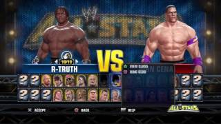 Lameplay Theater - WWE All Stars Shenanigans -Part 1-