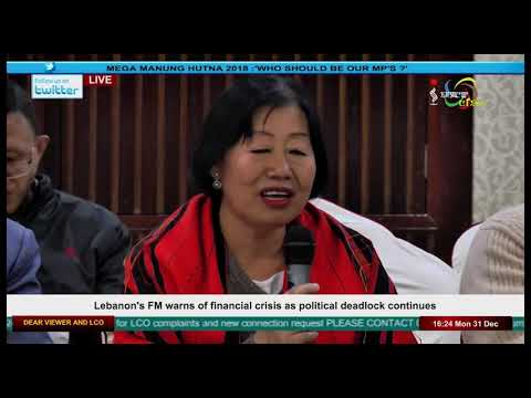 WHO SHOULD BE OUR MP'S On Mega Manung Hutna 31 December 2018