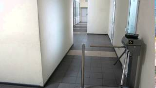 видео Турникет-трипод ОМА-26.461/2