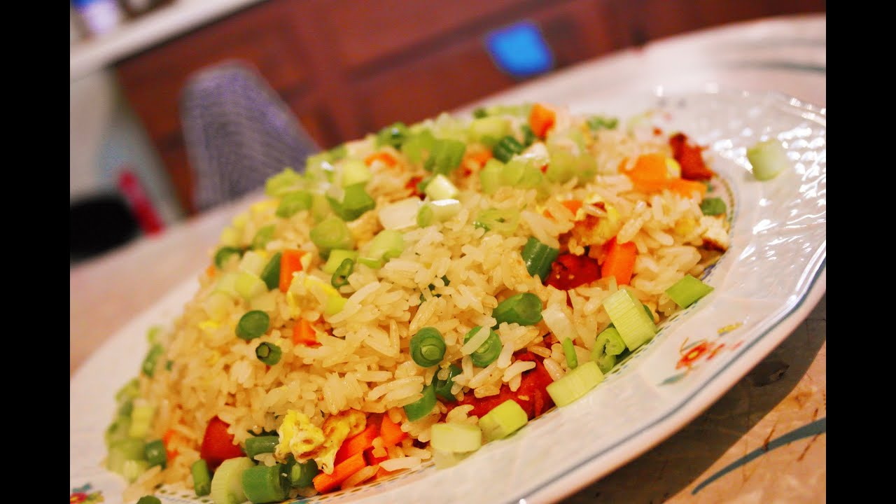 Why Hot Dogs In Fried Rice