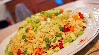 How To Cook Fried Rice With Hot Dogs.