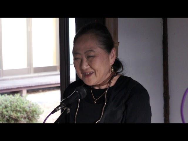 奈良幸琥[今日の反核反戦展2018:リレートーク]